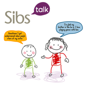 Sibs Talk intervention for primary schools